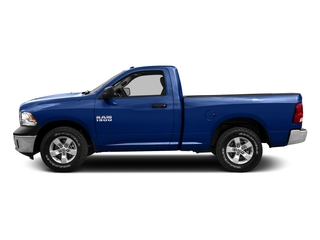 Blue Streak Pearlcoat 2016 Ram Truck 1500 Pictures 1500 Regular Cab SLT 2WD photos side view