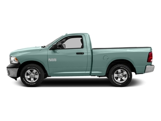 Light Green 2016 Ram Truck 1500 Pictures 1500 Regular Cab SLT 2WD photos side view