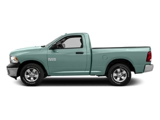 Light Green 2016 Ram Truck 1500 Pictures 1500 Regular Cab SLT 4WD photos side view