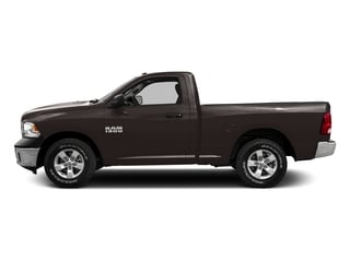 Luxury Brown Pearlcoat 2016 Ram Truck 1500 Pictures 1500 Regular Cab SLT 4WD photos side view