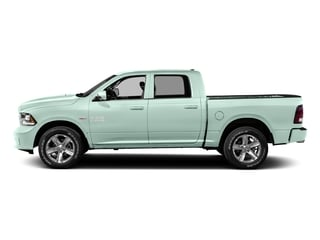 Robin Egg Blue 2016 Ram Truck 1500 Pictures 1500 Crew Cab Outdoorsman 4WD photos side view