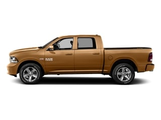 Power Tan 2016 Ram Truck 1500 Pictures 1500 Crew Cab Express 2WD photos side view