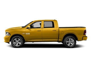 School Bus Yellow 2016 Ram Truck 1500 Pictures 1500 Crew Cab Express 2WD photos side view