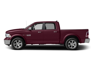Delmonico Red Pearlcoat 2016 Ram Truck 1500 Pictures 1500 Crew Cab Laramie 2WD photos side view