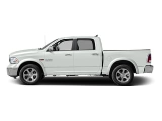 Bright White Clearcoat 2016 Ram Truck 1500 Pictures 1500 Crew Cab Laramie 2WD photos side view