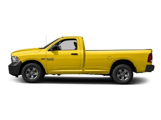Yellow 2016 Ram Truck 1500 Pictures 1500 Regular Cab Express 2WD photos side view