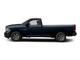 True Blue Pearlcoat 2016 Ram Truck 1500 Pictures 1500 Regular Cab Express 2WD photos side view