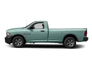 Light Green 2016 Ram Truck 1500 Pictures 1500 Regular Cab Express 2WD photos side view