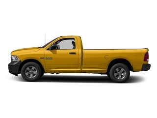 School Bus Yellow 2016 Ram Truck 1500 Pictures 1500 Regular Cab Express 2WD photos side view