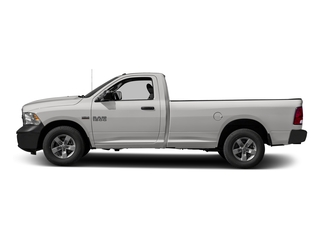 Bright Silver Metallic Clearcoat 2016 Ram Truck 1500 Pictures 1500 Regular Cab Express 2WD photos side view