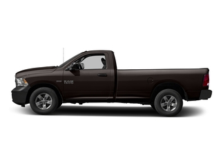 Luxury Brown Pearlcoat 2016 Ram Truck 1500 Pictures 1500 Regular Cab Express 2WD photos side view