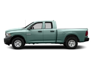 Light Green 2016 Ram Truck 1500 Pictures 1500 Quad Cab Tradesman 2WD photos side view