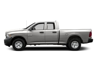 Bright Silver Metallic Clearcoat 2016 Ram Truck 1500 Pictures 1500 Quad Cab Tradesman 2WD photos side view