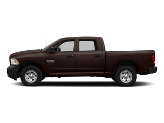 Dark Brown 2016 Ram Truck 1500 Pictures 1500 Crew Cab Tradesman 2WD photos side view
