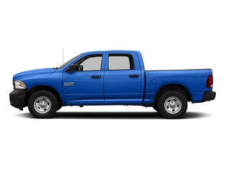 Holland Blue 2016 Ram Truck 1500 Pictures 1500 Crew Cab Tradesman 2WD photos side view