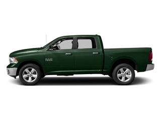 Timberline Green Pearlcoat 2016 Ram Truck 1500 Pictures 1500 Crew Cab SLT 2WD photos side view