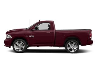 Delmonico Red Pearlcoat 2016 Ram Truck 1500 Pictures 1500 Regular Cab Sport 4WD photos side view