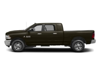 Dark Brown 2016 Ram Truck 2500 Pictures 2500 Mega Cab SLT 4WD photos side view
