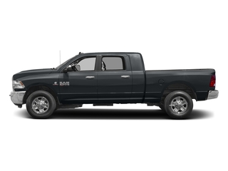 Maximum Steel Metallic Clearcoat 2016 Ram Truck 2500 Pictures 2500 Mega Cab SLT 4WD photos side view