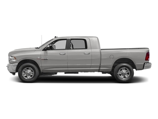 Bright Silver Metallic Clearcoat 2016 Ram Truck 2500 Pictures 2500 Mega Cab SLT 4WD photos side view