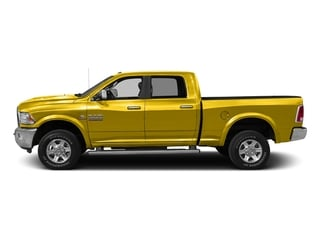 Yellow 2016 Ram Truck 2500 Pictures 2500 Crew Power Wagon Tradesman 4WD photos side view
