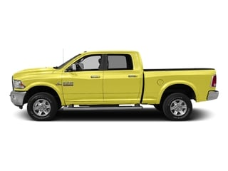 Bright Green 2016 Ram Truck 2500 Pictures 2500 Crew Power Wagon Tradesman 4WD photos side view