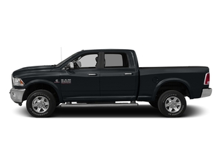 Maximum Steel Metallic Clearcoat 2016 Ram Truck 2500 Pictures 2500 Crew Cab Limited 4WD photos side view