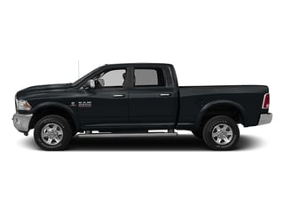Maximum Steel Metallic Clearcoat 2016 Ram Truck 2500 Pictures 2500 Crew Cab Laramie 2WD photos side view