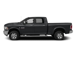 Granite Crystal Metallic Clearcoat 2016 Ram Truck 2500 Pictures 2500 Crew Cab Laramie 2WD photos side view