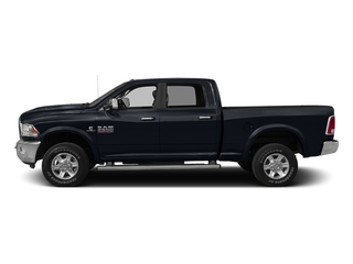 Midnight Blue Pearlcoat 2016 Ram Truck 2500 Pictures 2500 Crew Power Wagon Tradesman 4WD photos side view