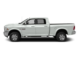 Bright White Clearcoat 2016 Ram Truck 2500 Pictures 2500 Crew Cab Limited 4WD photos side view