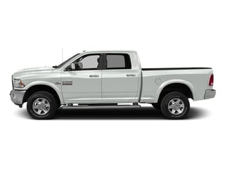 Bright White Clearcoat 2016 Ram Truck 2500 Pictures 2500 Crew Cab Limited 2WD photos side view