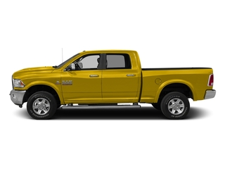 Detonator Yellow Clearcoat 2016 Ram Truck 2500 Pictures 2500 Crew Power Wagon Tradesman 4WD photos side view
