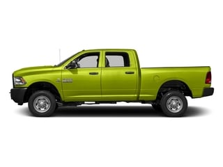 National Safety Yellow 2016 Ram Truck 2500 Pictures 2500 Crew Cab Tradesman 4WD photos side view