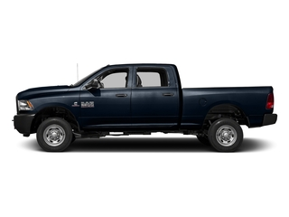 True Blue Pearlcoat 2016 Ram Truck 2500 Pictures 2500 Crew Cab Tradesman 2WD photos side view