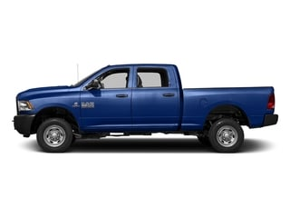 Blue Streak Pearlcoat 2016 Ram Truck 2500 Pictures 2500 Crew Cab Tradesman 2WD photos side view