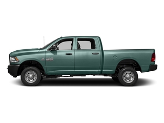 Light Green 2016 Ram Truck 2500 Pictures 2500 Crew Cab Tradesman 2WD photos side view