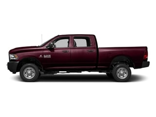 Delmonico Red Pearlcoat 2016 Ram Truck 2500 Pictures 2500 Crew Cab Tradesman 4WD photos side view