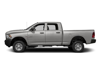Bright Silver Metallic Clearcoat 2016 Ram Truck 2500 Pictures 2500 Crew Cab Tradesman 2WD photos side view