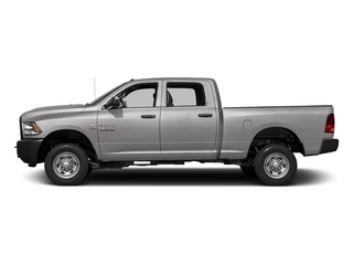 Bright Silver Metallic Clearcoat 2016 Ram Truck 2500 Pictures 2500 Crew Cab Tradesman 4WD photos side view