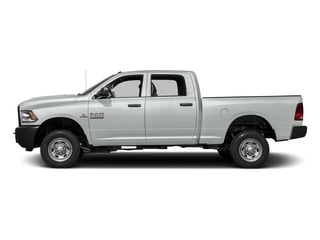 Bright White Clearcoat 2016 Ram Truck 2500 Pictures 2500 Crew Cab Tradesman 2WD photos side view