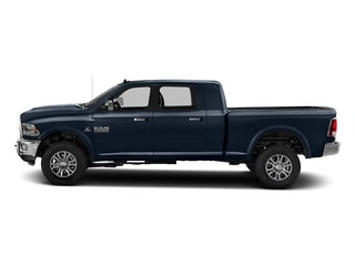 True Blue Pearlcoat 2016 Ram Truck 2500 Pictures 2500 Mega Cab Laramie 4WD photos side view