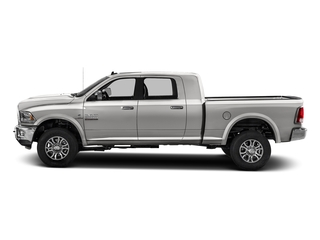 Bright Silver Metallic Clearcoat 2016 Ram Truck 2500 Pictures 2500 Mega Cab Laramie 4WD photos side view
