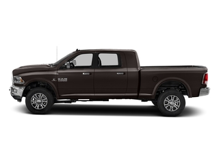 Luxury Brown Pearlcoat 2016 Ram Truck 2500 Pictures 2500 Mega Cab Laramie 2WD photos side view