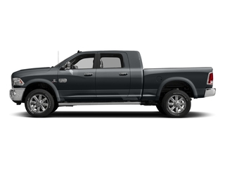 Maximum Steel Metallic Clearcoat 2016 Ram Truck 2500 Pictures 2500 Mega Cab Longhorn 4WD photos side view