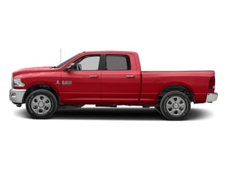 Bright Red 2016 Ram Truck 2500 Pictures 2500 Crew Cab SLT 4WD photos side view
