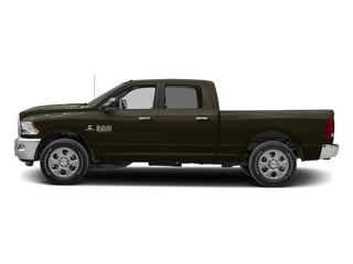 Dark Brown 2016 Ram Truck 2500 Pictures 2500 Crew Cab SLT 2WD photos side view