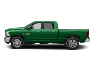 Bright Green 2016 Ram Truck 2500 Pictures 2500 Crew Cab SLT 4WD photos side view