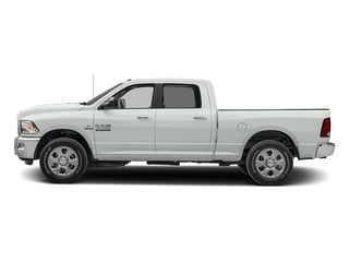 Bright White Clearcoat 2016 Ram Truck 2500 Pictures 2500 Crew Cab Outdoorsman 4WD photos side view
