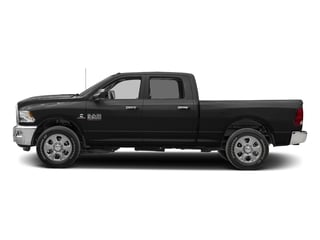Black Clearcoat 2016 Ram Truck 2500 Pictures 2500 Crew Cab SLT 2WD photos side view